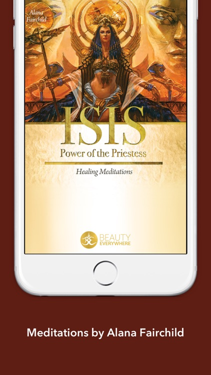 Isis Power Priestess screenshot-4