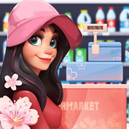 梦想超市 - 商店养成经营类游戏