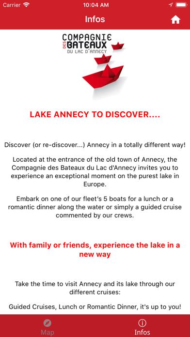 Lac d'Annecy screenshot 6