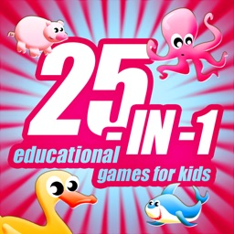 25-in-1 Educational Games