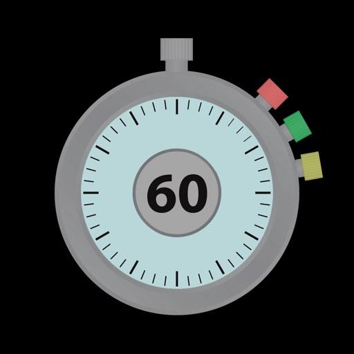 HIIT timer chronometer gym