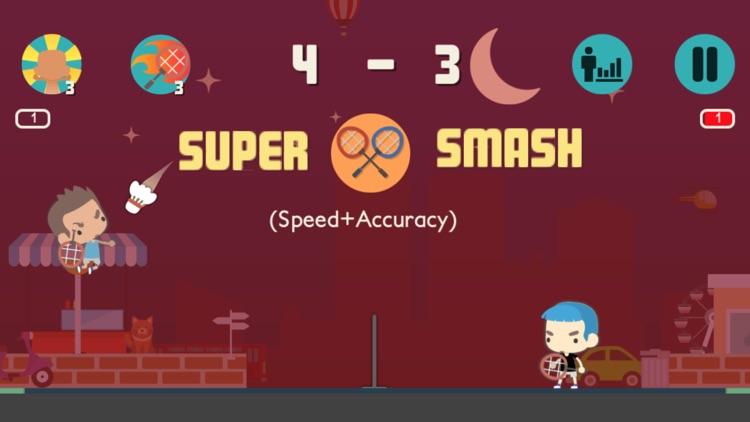 Badminton Stars! screenshot-3