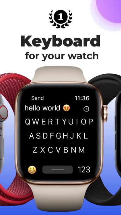 WatchBoard - Watch Keyboard