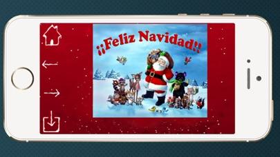 Tarjetas de Navidad año nuevoCaptura de pantalla de4