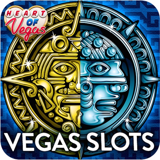 Heart of Vegas – Slots Casino application logo