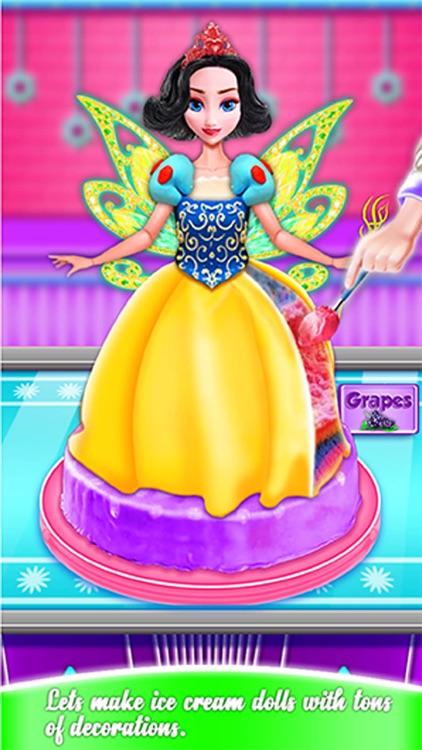 Magic Fairy Cake! DIY Cooking screenshot-4