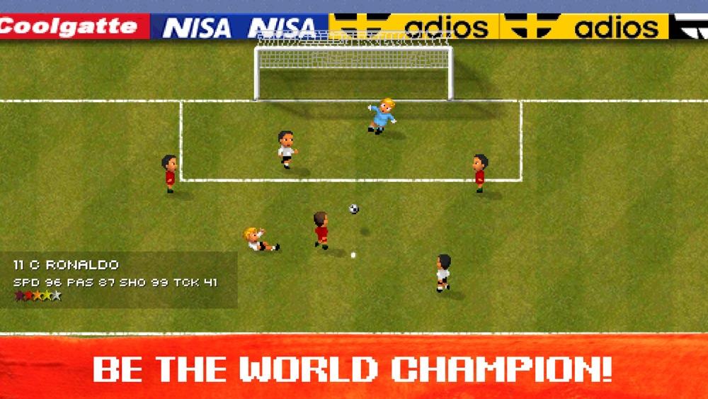 World Soccer Challenge Cheat Codes