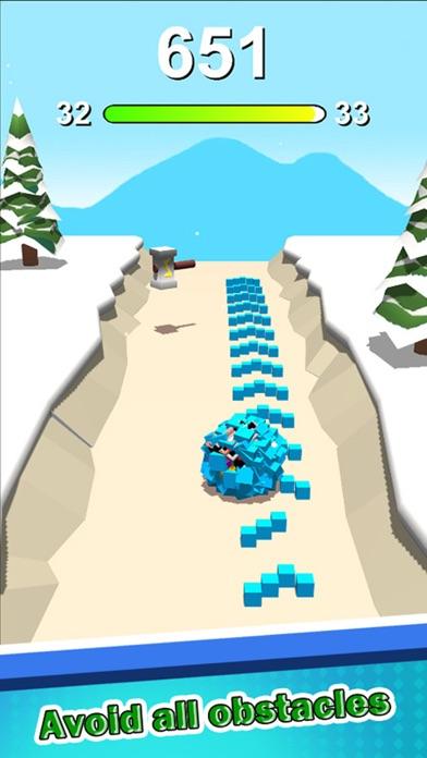 Run!Sticky BallСкриншоты 5