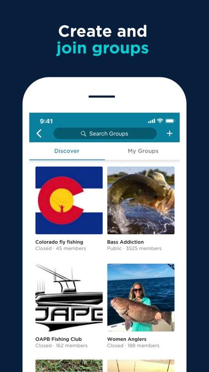 FishAngler - Fishing Spots App screenshot-9