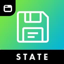 Storage Widget - DiskState