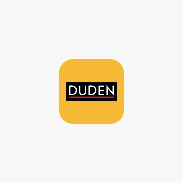 Duden Wörterbücher Deutsch Store App Im jA4L5R