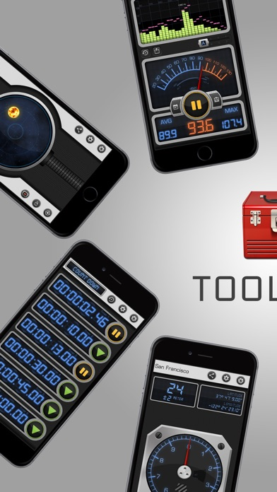 Toolbox PRO - Measure Tool Box Screenshots
