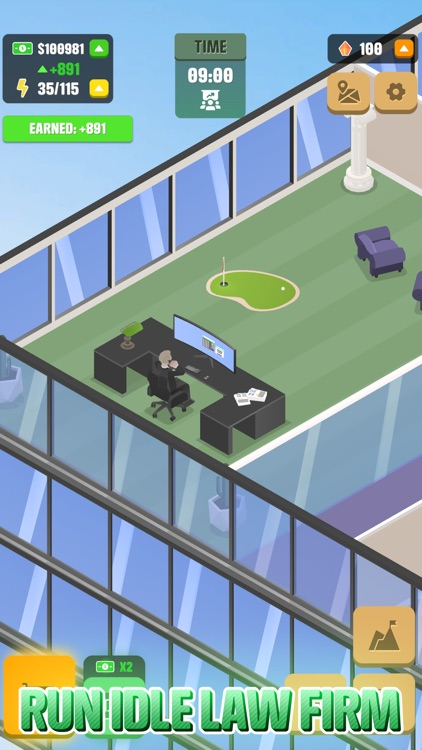 Idle Law Firm: Justice Empire screenshot-6