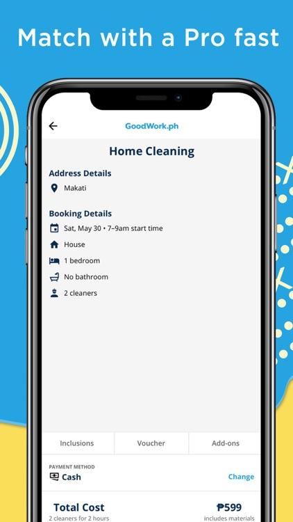 GoodWork.ph - Home Services screenshot-3