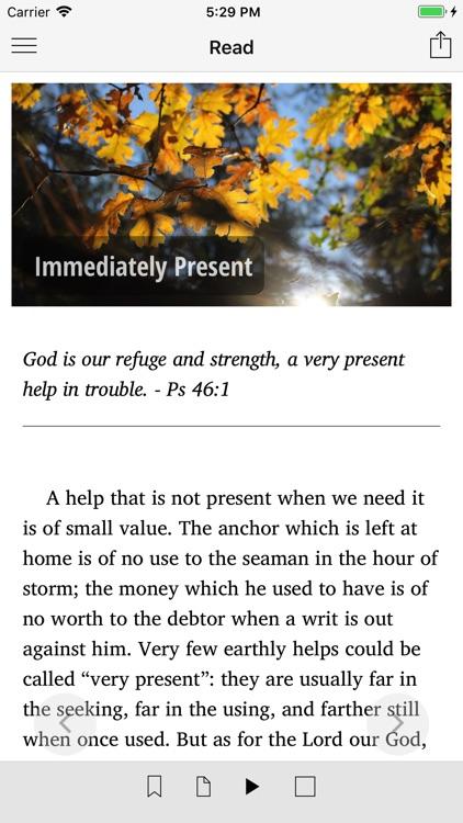Daily Faith's Checkbook - Lite screenshot-3