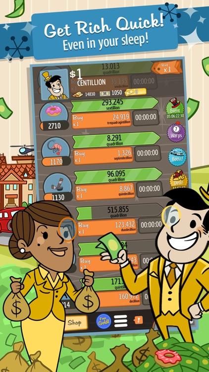 AdVenture Capitalist screenshot-3