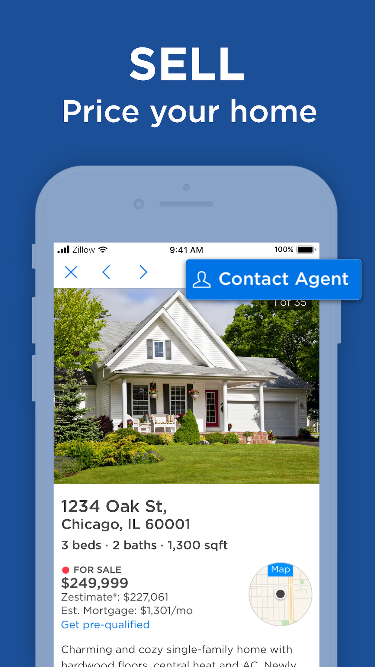 Zillow: Houses For Sale & Rent Screenshot