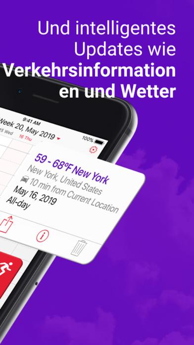 WeekCalendar - Cloud KalenderScreenshot von 8