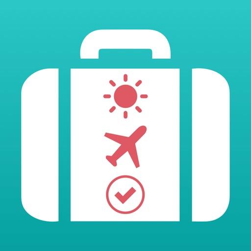 Packr Travel Packing List