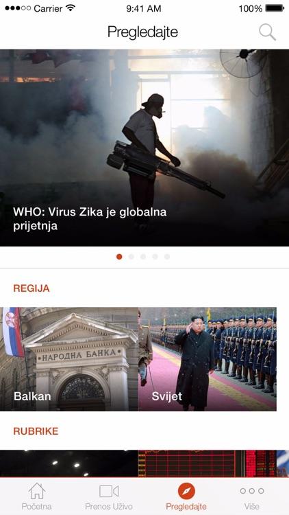 Al Jazeera Balkans screenshot-3
