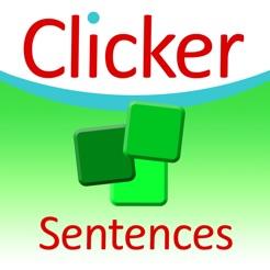 clicker sentences on the app store