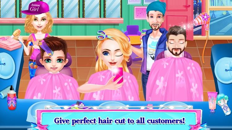 Barber Shop Super Hair Salon screenshot-4