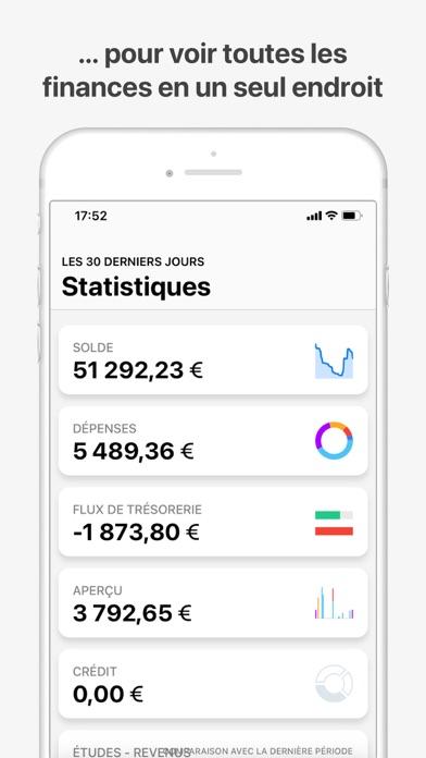 Screenshot #3 pour Wallet - Finances, argent