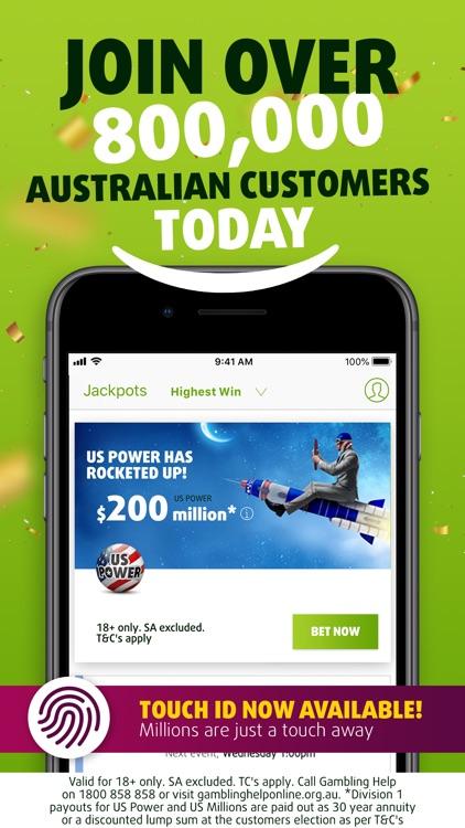 Lottoland AU: The betting App screenshot-0