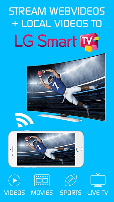 how to download apps onto my lg smart tv