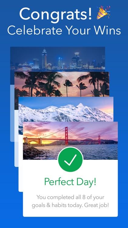 Strides: Goal & Habit Tracker screenshot-8