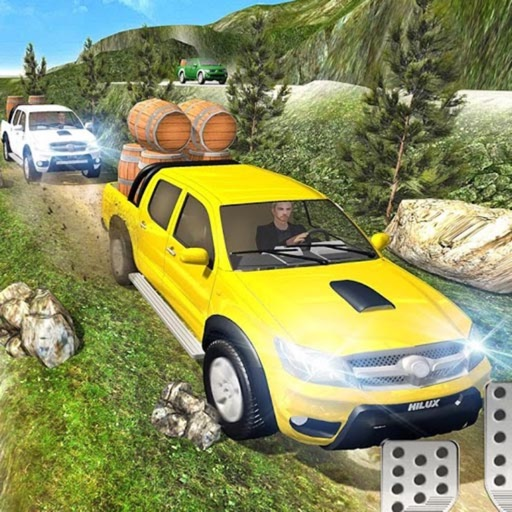 Extreme Driving: Hill Offroad iOS App