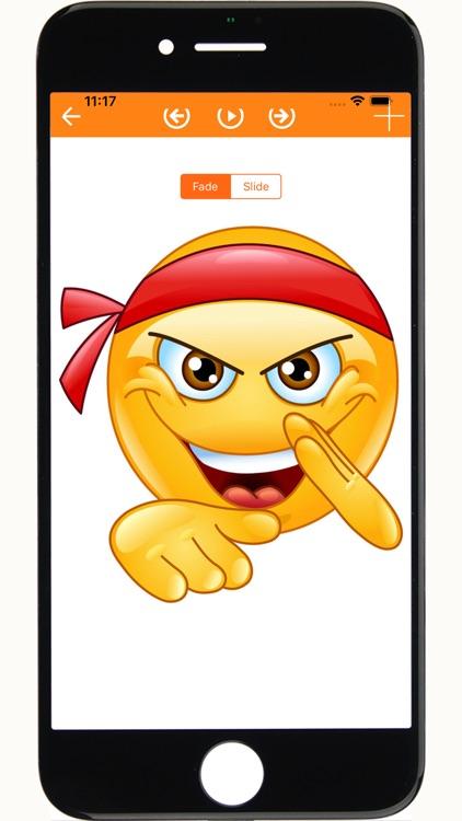 Emojis stickers for whatsapp screenshot-7