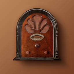 Ícone do app Vintage Radio™