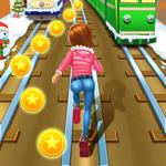 Subway Princess Runner - Dash на пк