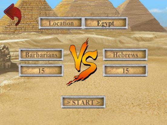 Back Wars HD screenshot 7