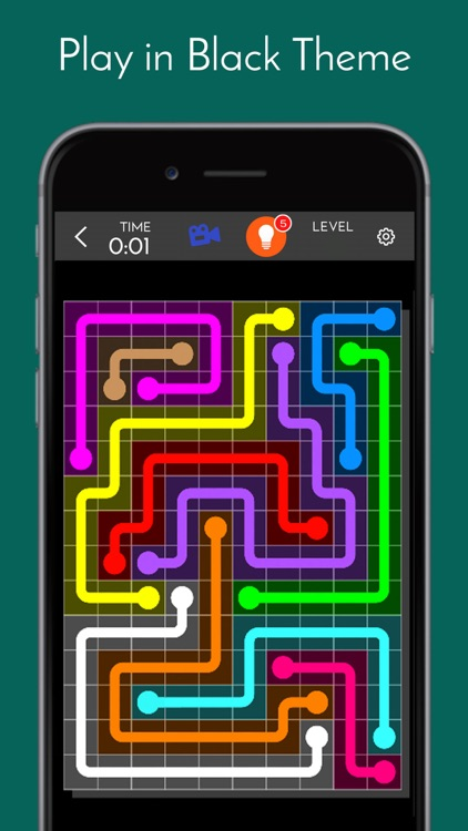 Knots - Puzzle Game screenshot-3