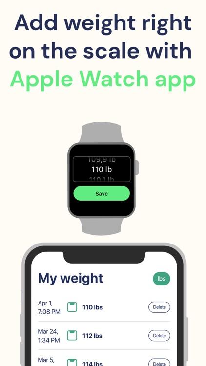 BMI Calculator Weight Tracker screenshot-5