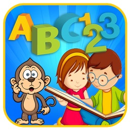 Learn Kids - Alphabet, Numbers