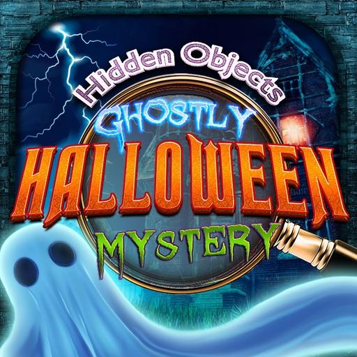 Hidden Objects Halloween Ghost