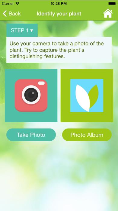 Garden Answers Plant Id Screenshot