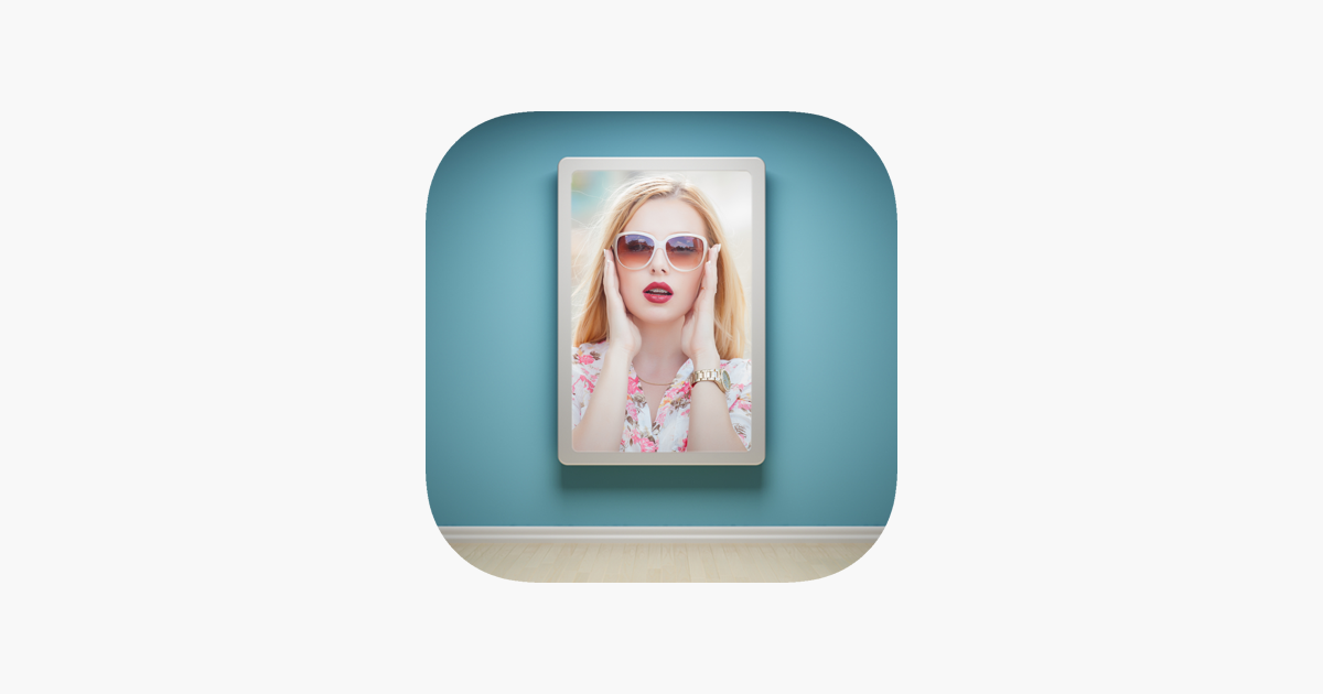 Photo Frames - Virtual Glam Up on the App Store