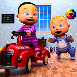 Baby Twins & Mother Care Games