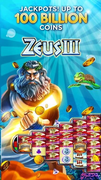 Gold Fish Casino: Slots Games screenshot-3