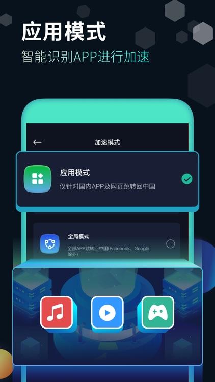 快帆加速器 - 海外华人必备加速器 screenshot-3