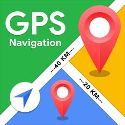 GPS Navigation - Route Finder