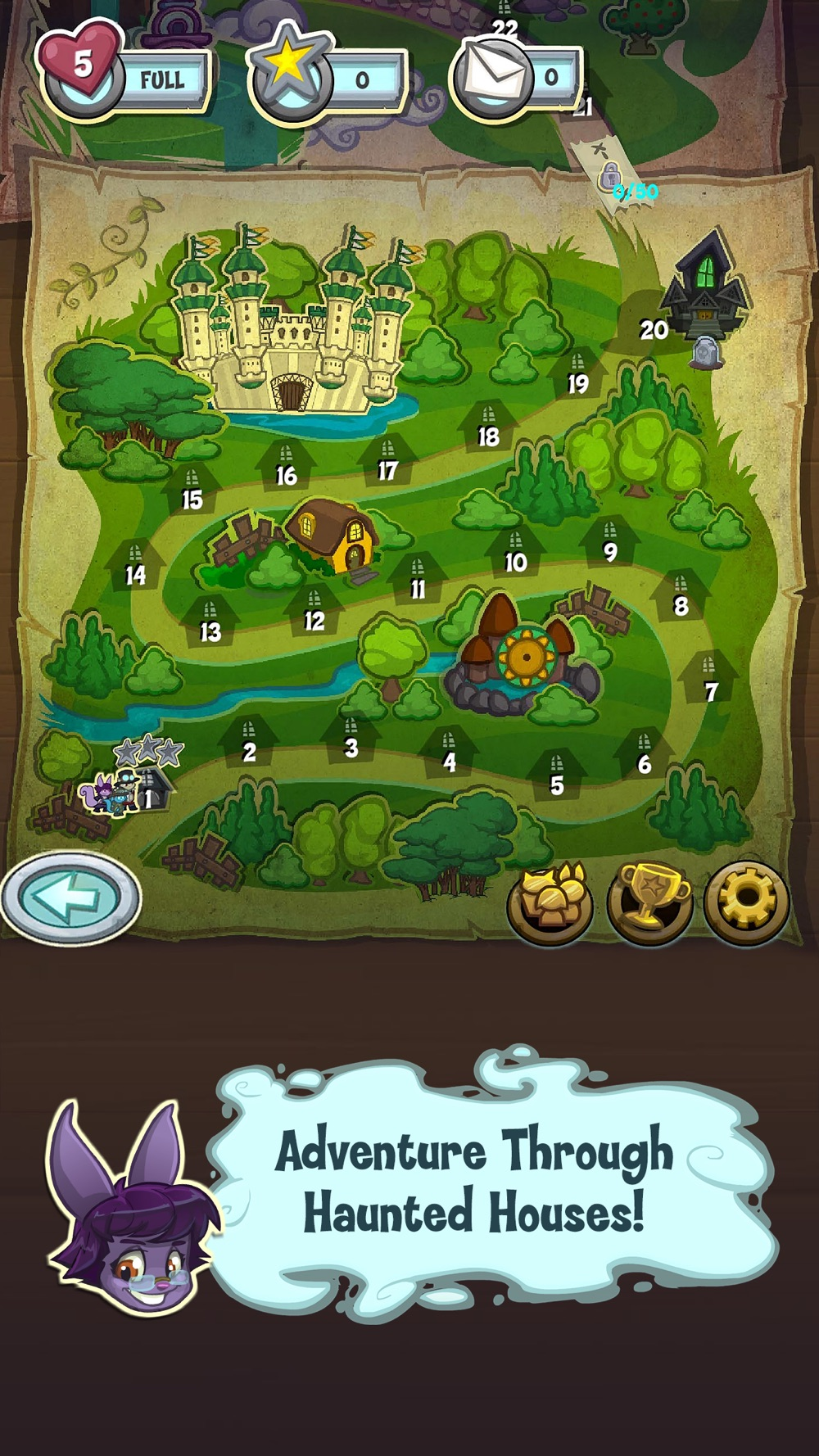 Ghoul Catchers by Neopets hack tool