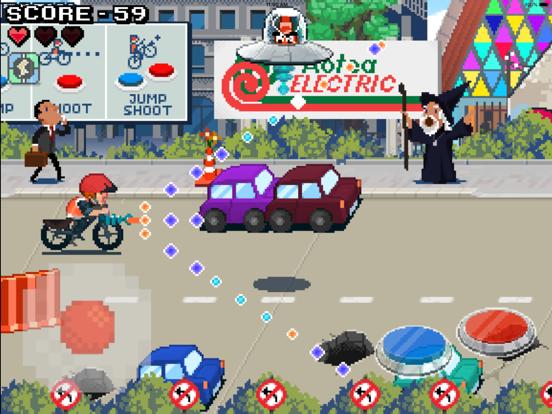 Attack Of The Cones screenshot 14