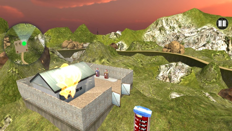 New Missile Launcher Mission screenshot-4