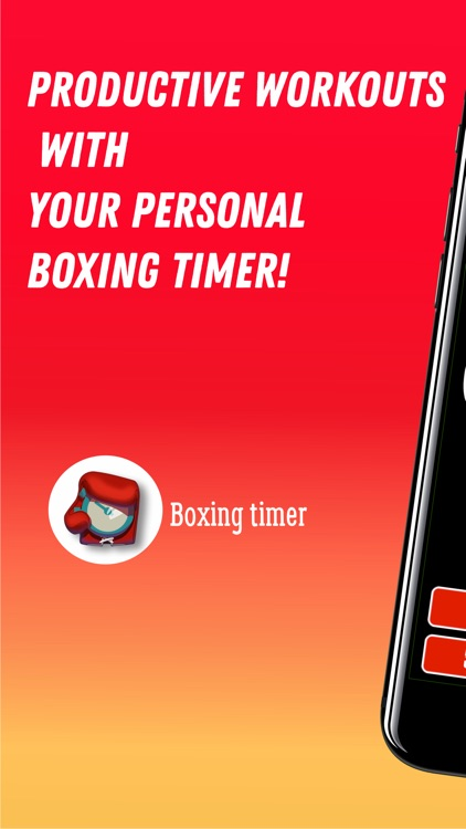 Boxing Timer Prof