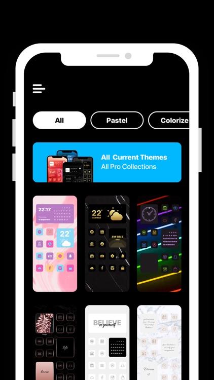 Icon Themes - Aesthetic Icon screenshot-3